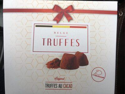 Truffes au cacao - Produit - fr