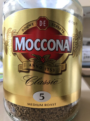 Moccona instant coffee - Product - en