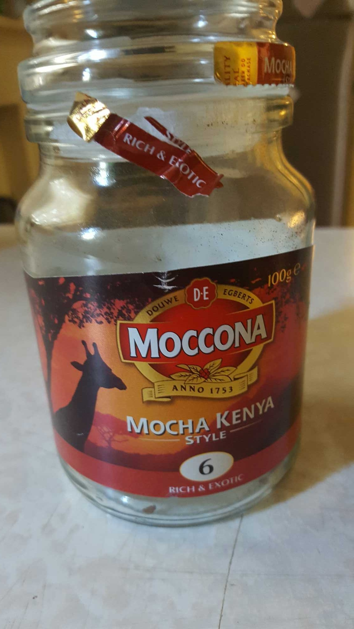 Moccona Mocha Kenya - Product