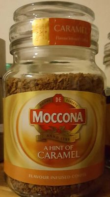 Moccona A Hint of Caramel - Product