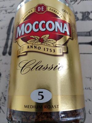 Moccona Medium Roast Coffee - Product - en