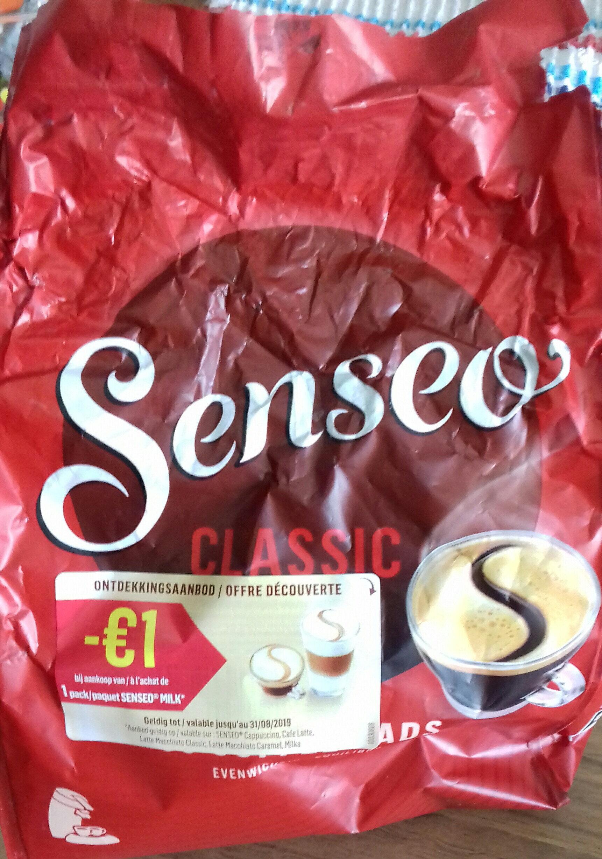 Senseo Classic Coffee Pods - Prodotto - fr