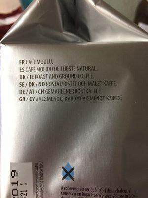 Café l'or classique xl 16 dosettes tassimo - Ingredienti - fr