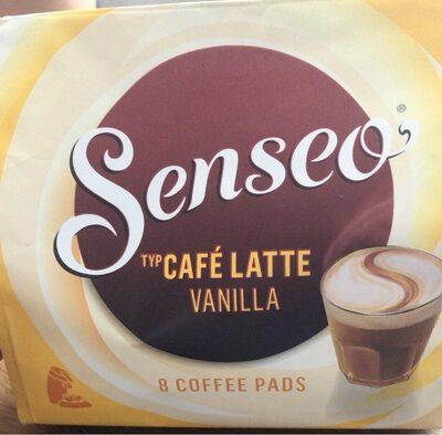 Cafe latte Vanilla - Prodotto - de