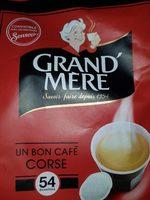 Dosettes souple Senseo Café - Prodotto - fr