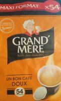Café Grand Mère Doux - Prodotto - fr