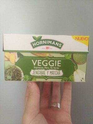 Veggie Jengibre y Matcha