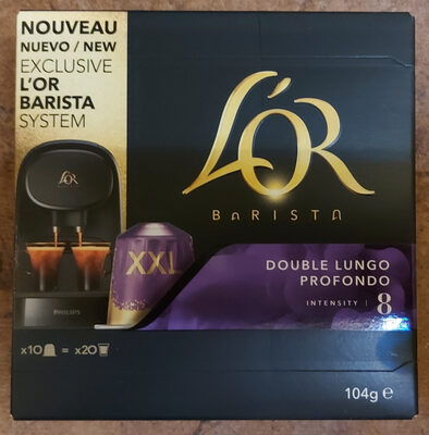 Double Lungo Profondo - Produit - fr