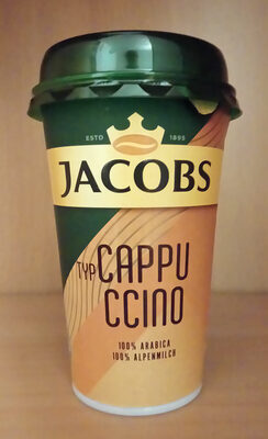 Typ Cappuccino - Product