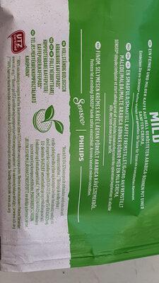Senseo Mild Biologisch abbaubare/compostabele Pads - Ingredienti - de