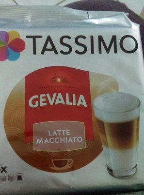 Tassimo Latte Macchiato 8 Gevali