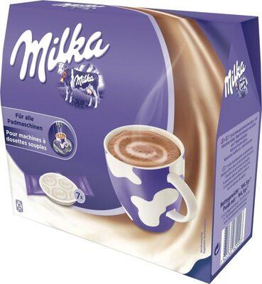 Milka Dosettes Chocolat - Product - fr