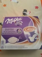 Milka Dosettes Chocolat - Produit - fr