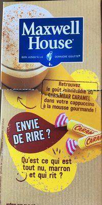 Cappuccino Carambar - Product
