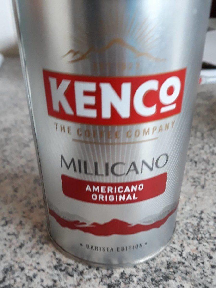 Kenco Millicano Americano Instant Coffee - Produit