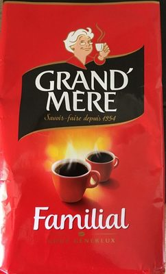 Cafe Familial - Product
