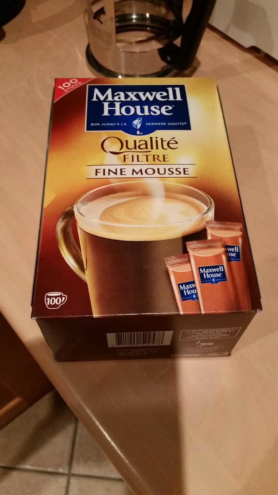 Café sticks - Product - fr