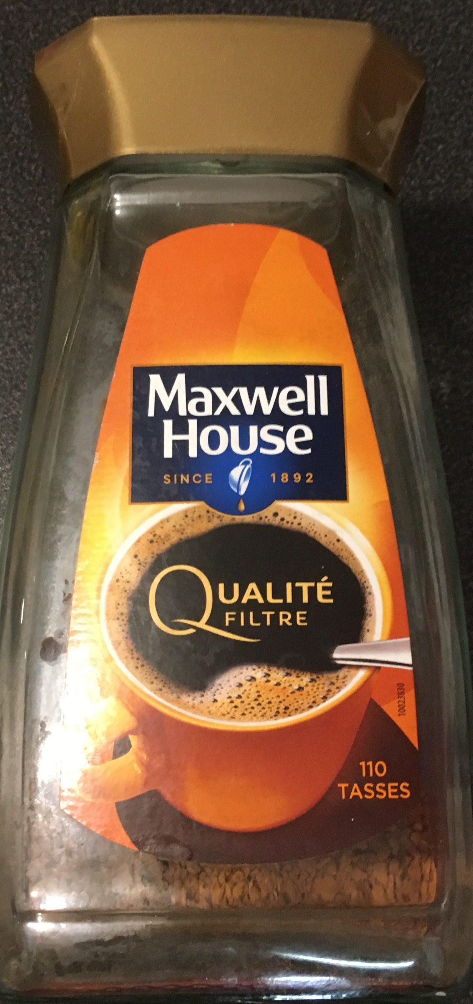 Café Soluble Maxwell House 200 G E