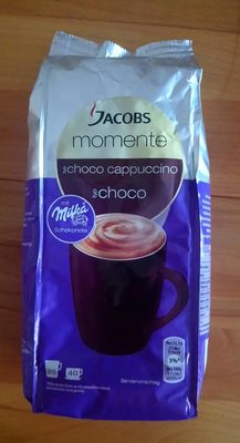 Schoco Cappuccino Typ Choco - Produkt