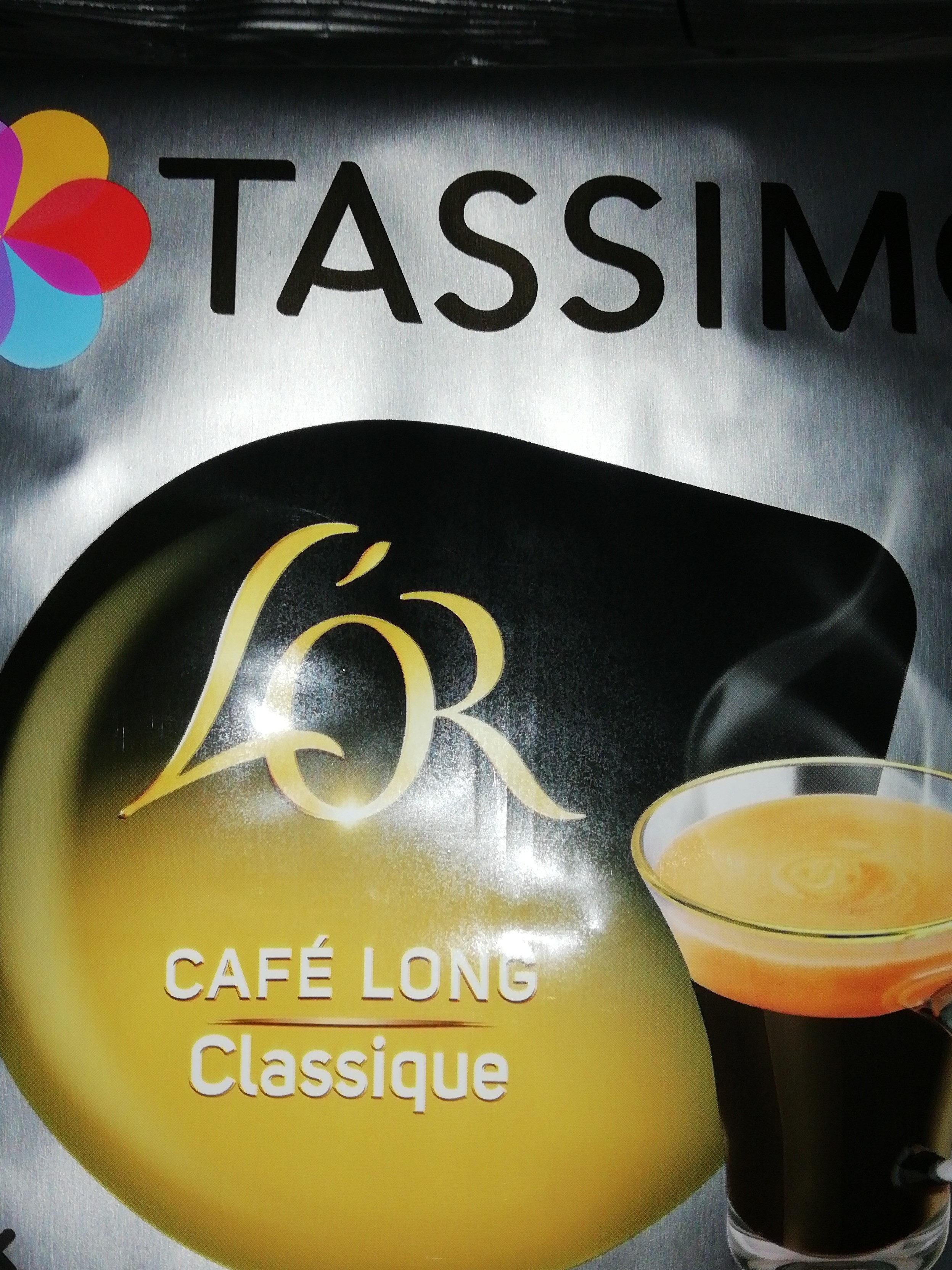 Tassimo - L'Or Café Long Classique - Produit