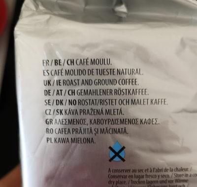 Tassimo - L'Or Café Long Classique - Ingrédients