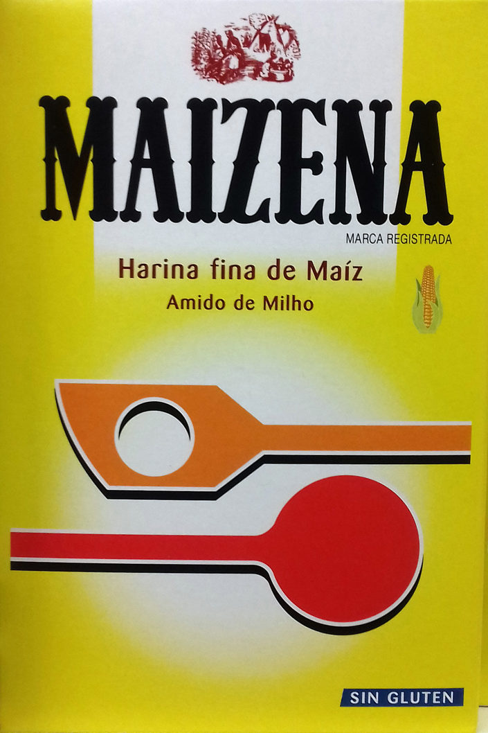 Maizena - Producto