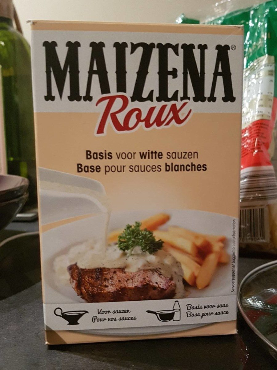 Roux sauce blanche - Product - fr