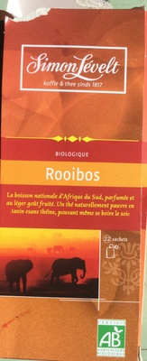 Rooibos - biologique - Product