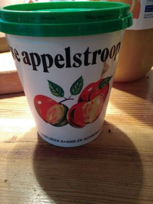 Canisius, apple spread - Product - en