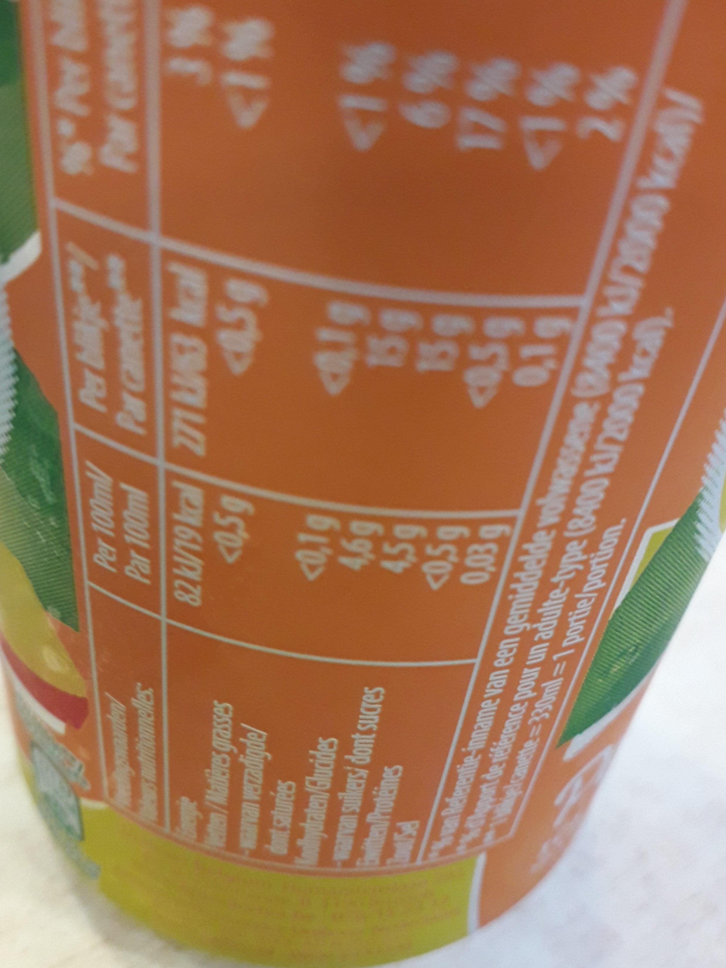 Lipton Ice Tea -peach - No Bubbles - Product - fr
