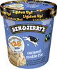 Ben & Jerry's Moophoria Glace Pot Caramel Cookie 500ml - Product