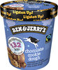 Ben & Jerry's Moophoria Glace Pot Chocolat Cookie 500ml - Product
