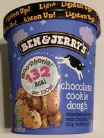 Moo-phoria Chocolate Cookie Dough - Produkt