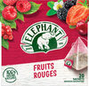 Elephant Infusion Fruits Rouges 20 Sachets - Prodotto