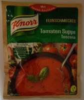 Tomaten Suppe Toscana - Product