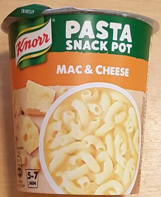Pasta Snack Pot - Mac & Cheese - Produit - sv