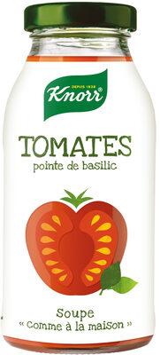 Knorr Comme à La Maison Soupe Liquide Tomates Pointe de Basilic Bouteille 45cl - Producto - fr
