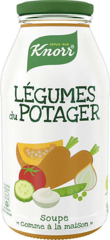Knorr Comme à La Maison Soupe Liquide Légumes du Potager - Prodotto - fr