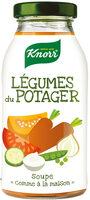 Knorr Comme à La Maison Soupe Liquide Légumes du Potager 45cl - Product - fr