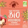 Elephant Bio Mon Infusion Rooibos Pomme Touche de Cannelle 20 Sachets - Product