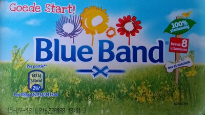 Halvarine Blue Band - Product - nl
