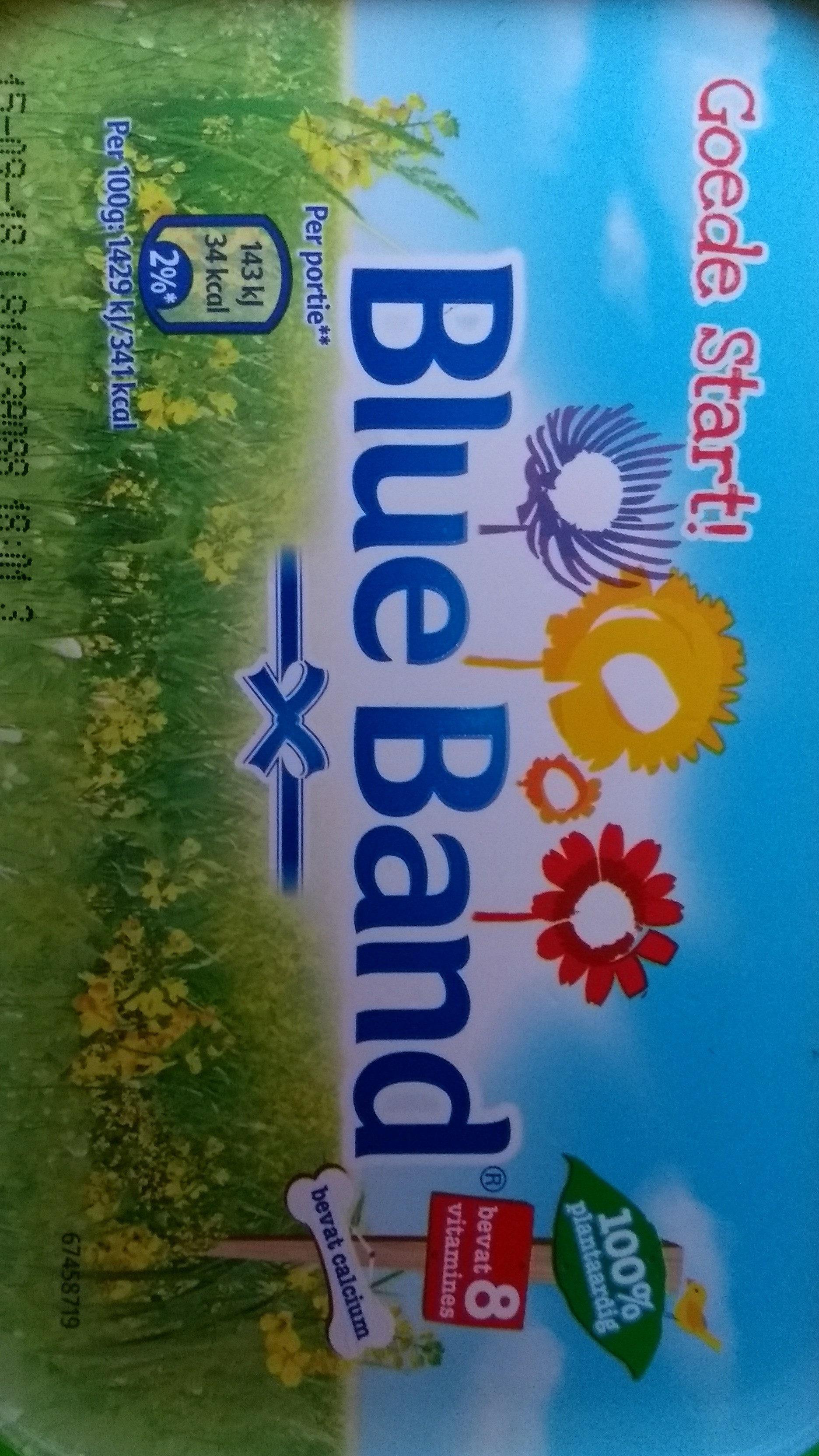 Halvarine Blue Band - Product