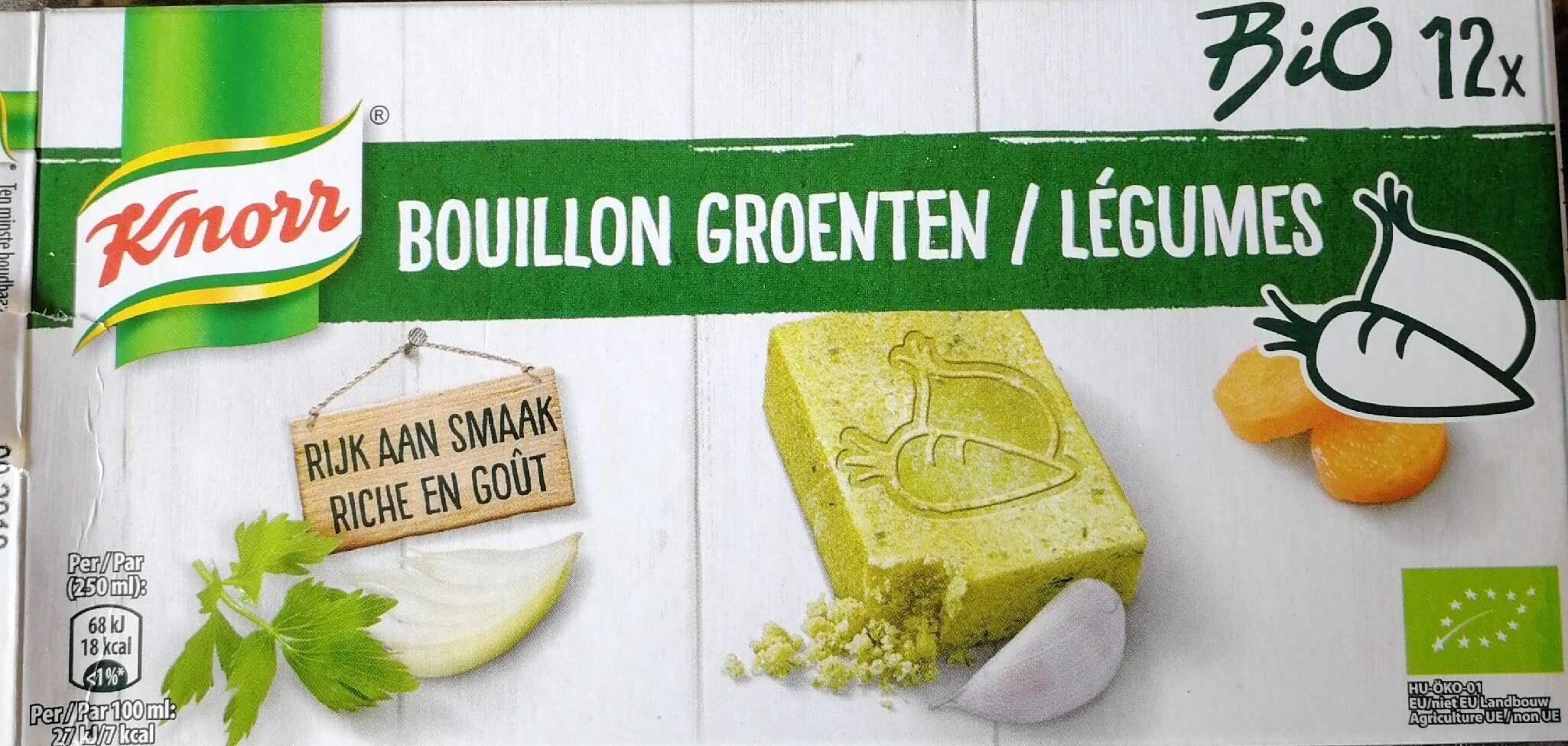Bouillon Légumes - Product