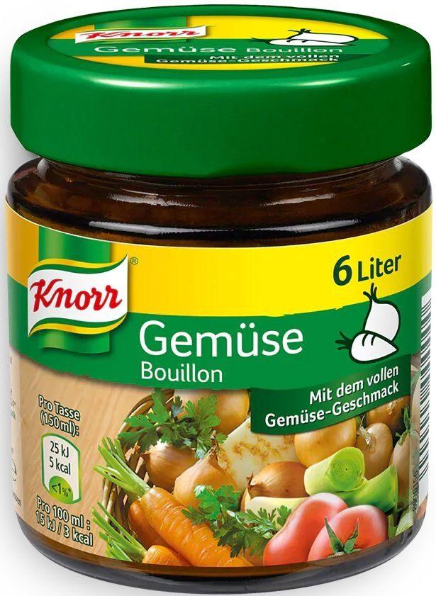 Gemüse Bouillon - Produkt - de