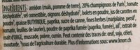 Sauce chasseur - Ingredients - fr