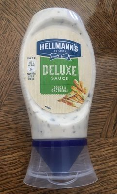 Deluxe Sauce - Produit
