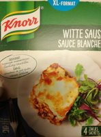 Sauce blanche - Product - fr