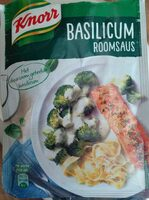 Basilicum Roomsaus - Product