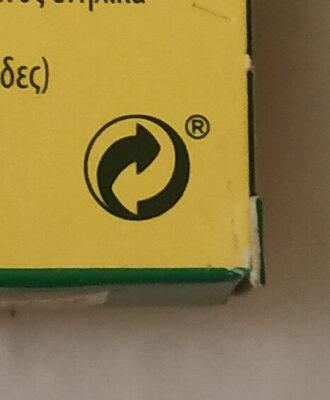 ΖΩΜΟΣ ΚΟΤΑΣ - Recycling instructions and/or packaging information