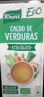 Caldo de verduras ecológico - Producto